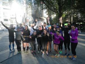 Saturday - 8 days until the marathon!