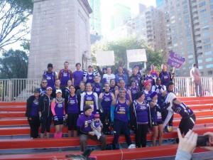 11/2012 - the day of 2012 NYC Marathon