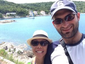 06/2014 - Celebrating our 5th anniversary in Croatia
